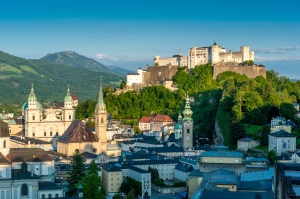 Castle Salzburg Photo: Tourismus Salzburg