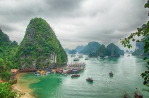Bo Hòn Island, Halong Bay, Hanoi, Vietnam Credit:  Eustaquio Santimano