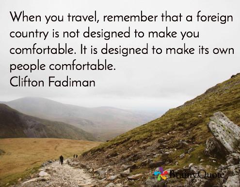 Trav Quote Fadiman